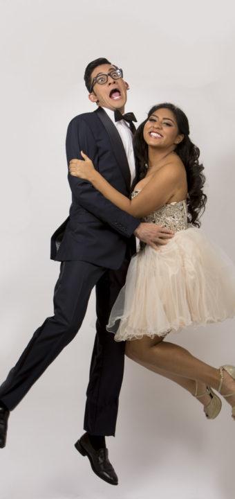 Prom 2015 - Juan and Hellen